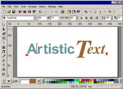 Artistic Text Feature - SignGo